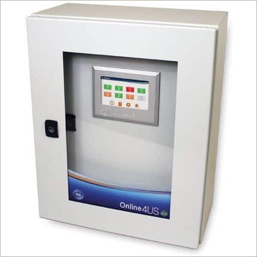 Online Ultrasonic Detector