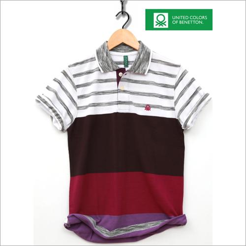 Casual Mens T-Shirt Multi Colour