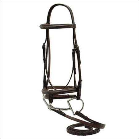 English Leather Bridle