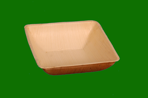 Areca Square Deep Bowl 5.5inch