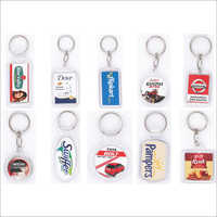 DIGITAL CRYSTAL PHOTO KEY CHAIN