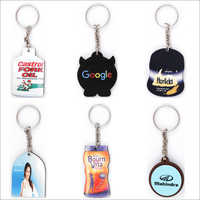 DIGITAL MDF (WOODEN) KEY CHAIN
