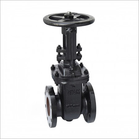 Cast Iron Gate Valve, Flanged Ends