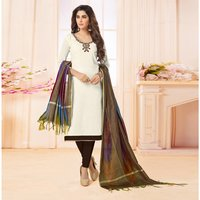 Hand Work Cotton Salwar Suit
