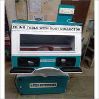 Filing Table With Dust collector
