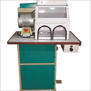 Single Station Buff Jewellery Polishing Machine