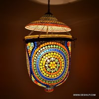 WALL HANGING OF COLORFUL MOSAIC
