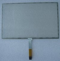 5 Wire Resistive touch Screen Technology