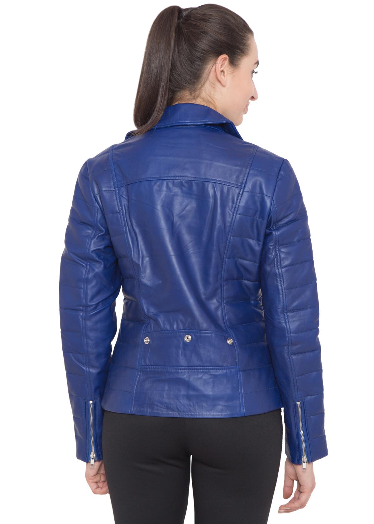 Women Biker Jacket