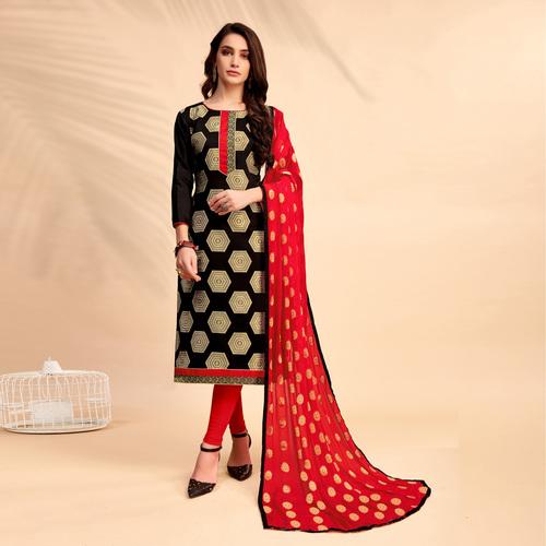 Latest Banarasi Silk Salwar Suit