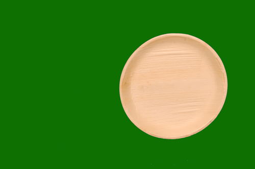 Areca Round Shallow Plate 12inch