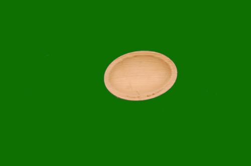 Areca Ellipse plate 3.5inch