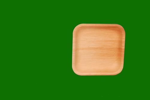 Areca Square Plate Deep 8inch