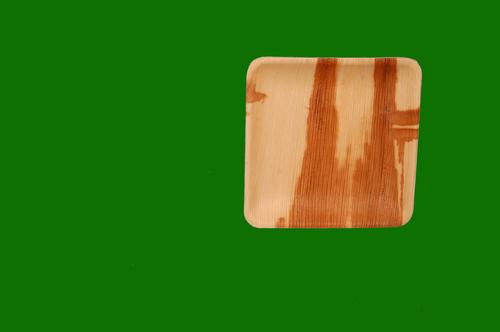 Areca Squre Plate 8inch