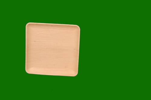 Areca Square Plate 10inch