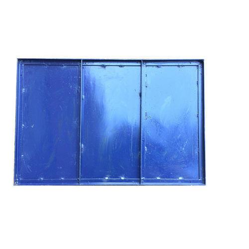 Blue Shuttering Plate