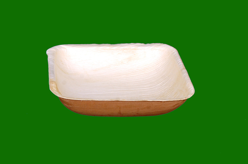 Areca Square Deep Bowl 8inch