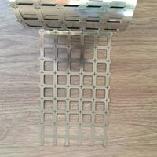 26650 Battery Copper Nickel Plate