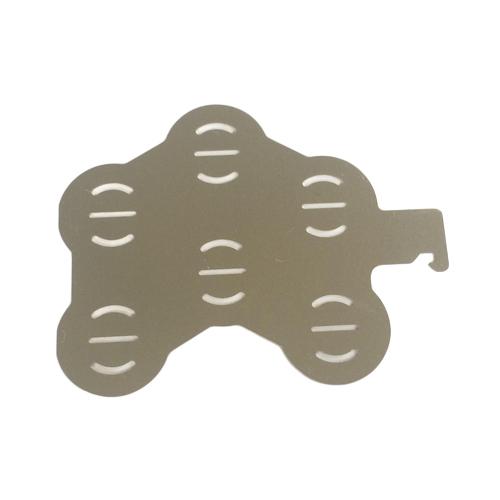 6P 0.2mm Pure Nickel Tab