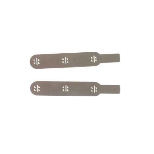0.3mm Nickel Plated Tab With Spot Welding