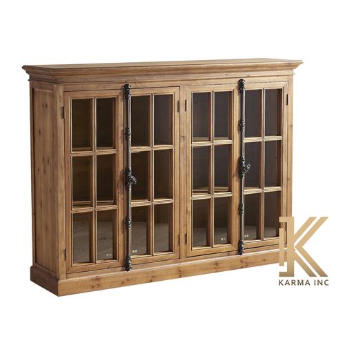 Wooden Bar Designer Cabinet