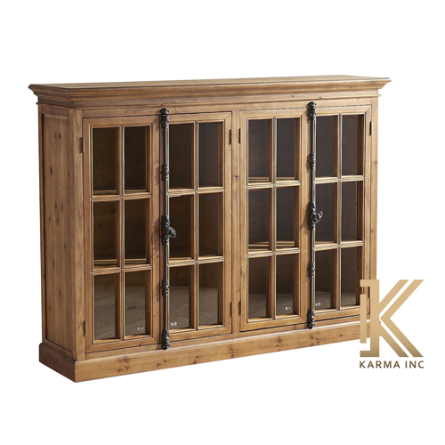 Wooden Bar Designer Cabinet