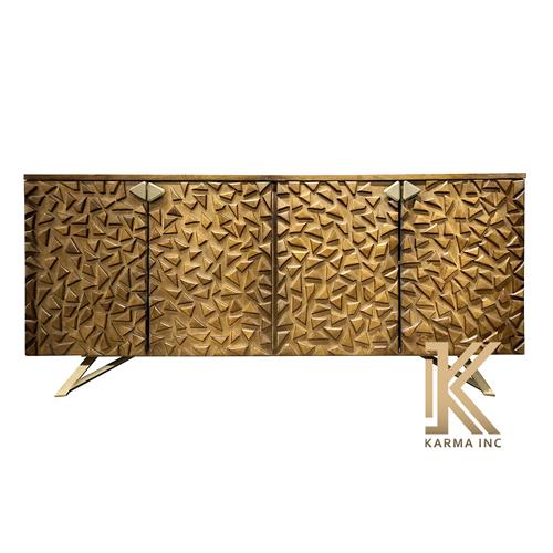 Wooden Modern Sideboard