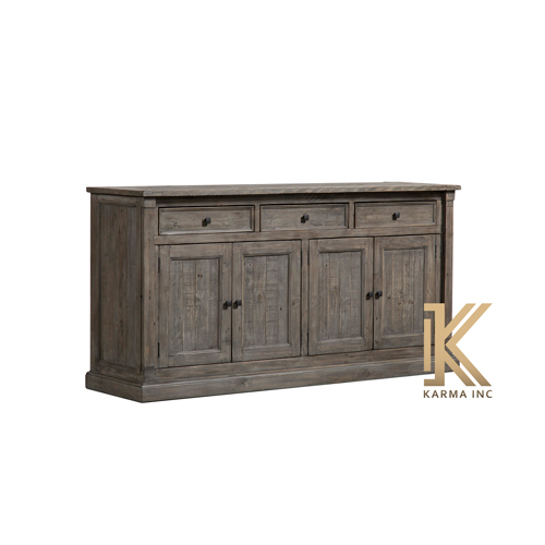 Wooden Kitchen Sideboard