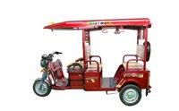 E Rickshaw Normal Model