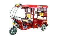 Super Delux Model E Rickshaw
