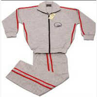 Boys Striped School Tracksuit