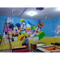 Kids Classroom Artwork