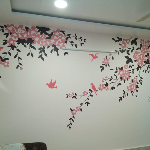 Floral Wall Art & Room Decor