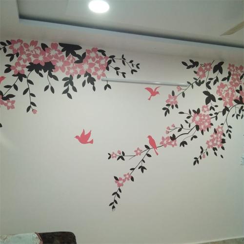 Floral Wall Art & Room Decor