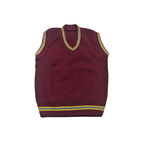 Sleeveless School Sweaters