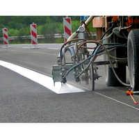 Traffic Marking Paint Machine