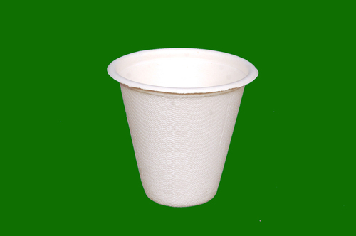 Sugarcane Bagasse E 220 ML Water Cup