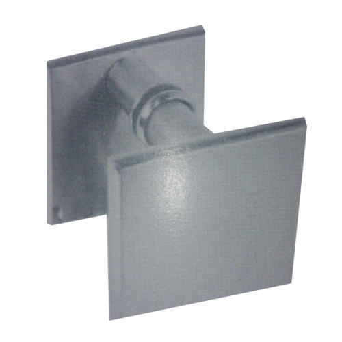 Square Back Plate Door Handles