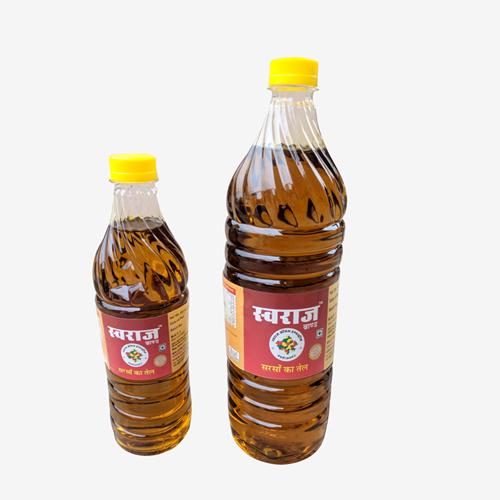Filtered Mustard Oil