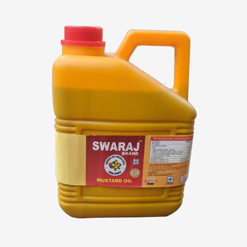 Kachi Ghani Swaraj Mustard Oil