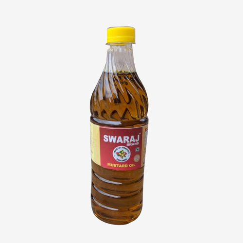 Pure Mustard Cooking Oil