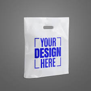 D Cut Promotional Bag