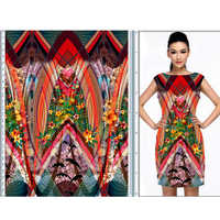 Girls Kurtis Digital Print Service