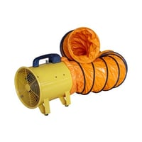 Portable Ventilation Blower with 5M Duct Hose