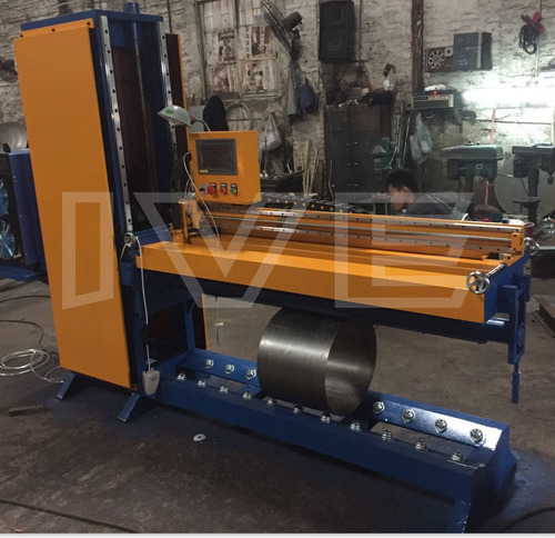 Lifting CNC Automatic Straight Seam Welder