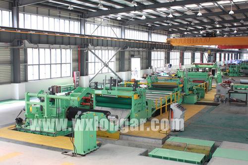 Stainless Steel Coil Slitting Line
