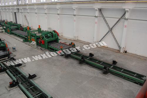 Heavy Gauge Metal Plate Cutting Machine