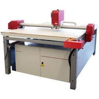 Heavy Duty Flatbed Cutting Plotters