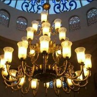 Banquet Hall Chandelier