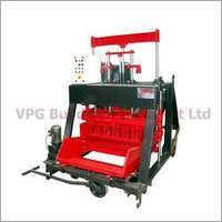 500 Model Hollow Block Making Machine